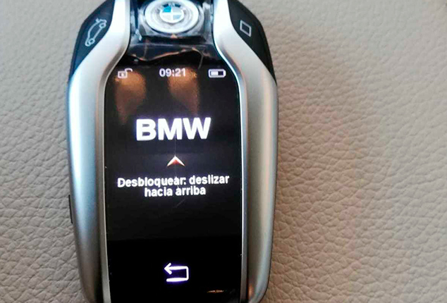 BMW Serie 5 520dA 4p Luxury Line